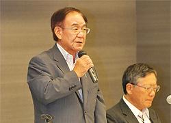 Address by Mr. Abe, Mayor of Kawasaki City
