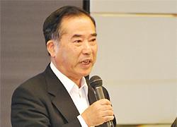 Address by Mr. Yamada, Chairman of the Kawasaki Chamber of Commerce & Industry