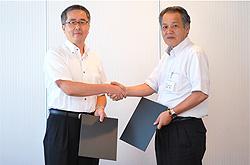 Memorandum of understanding for partnership signed between JICA and Kawasaki City